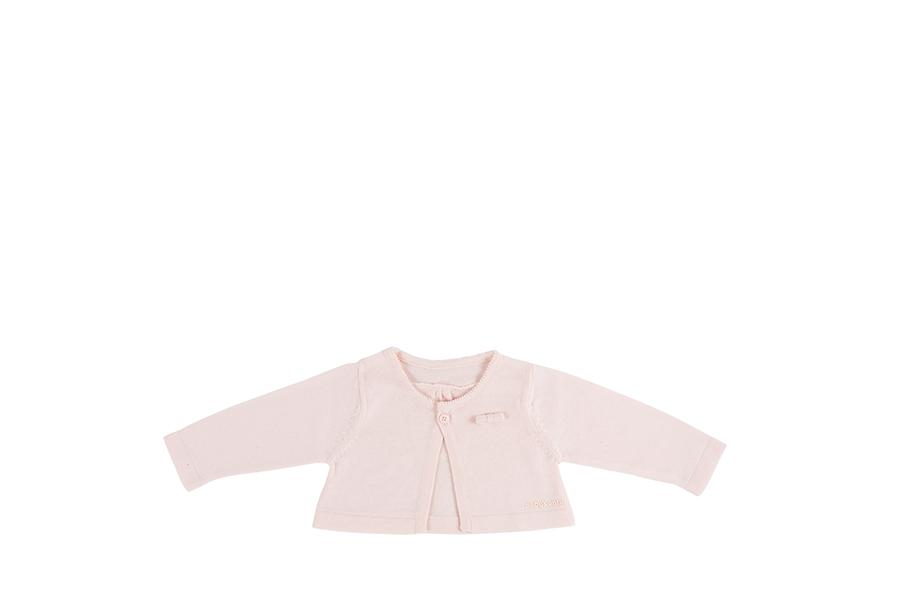 bolero rosa bambina baby's only
